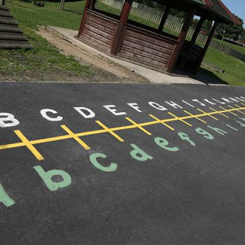 Playground Markings in Sheffield