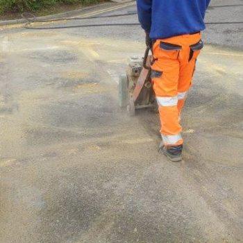 Carpark Line Removals In Rotherham