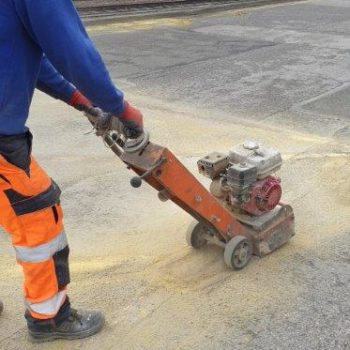 White Line removal in Rotherham
