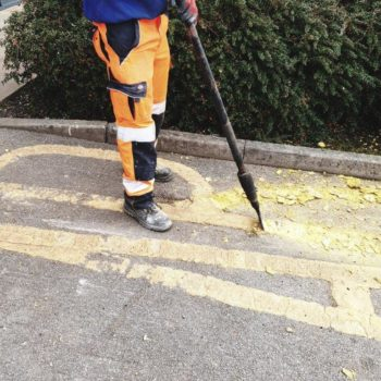 White Line Removal sin Sheffield