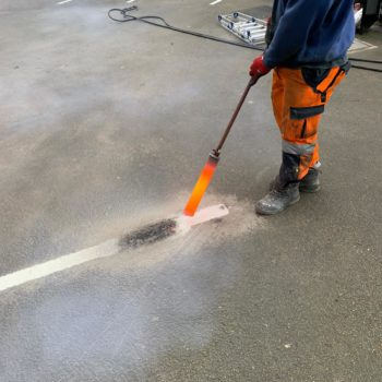 White Line Removal in Sheffield