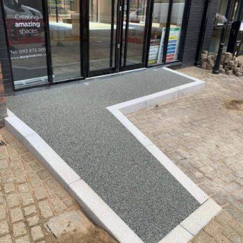 Office resin Pathways in Sheffield