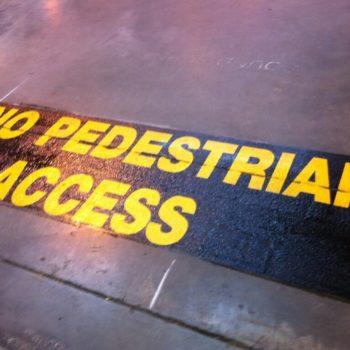 Safety Markings in Sheffield
